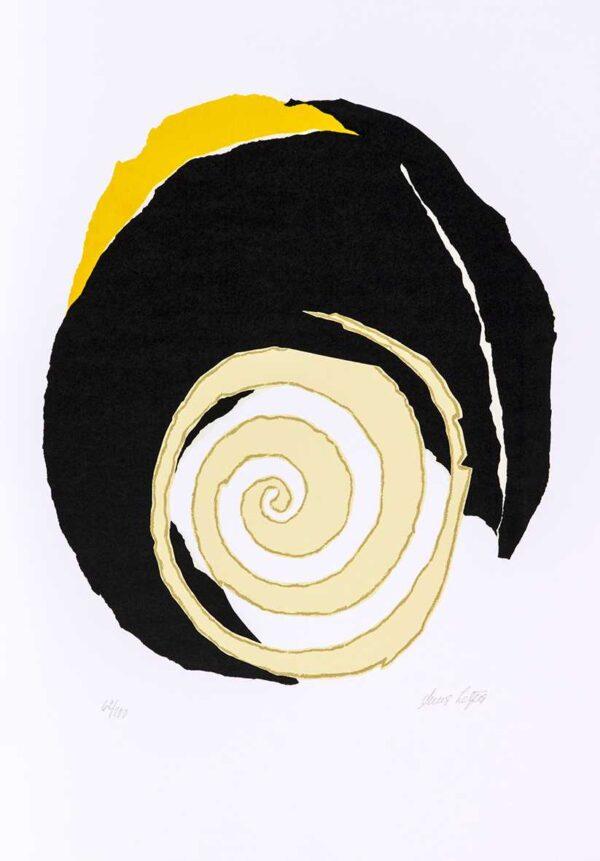 005 - Anna Letycia 50x35cm - serigrafia - ano tiragem (3)