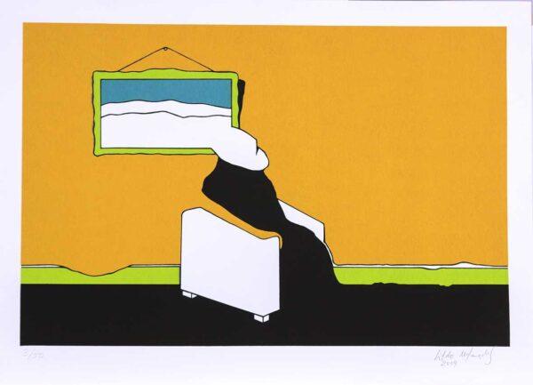 144 - Cildo Meireles - 50x70cm - Serigrafia - ano 2009 - tiragem 50 (4)