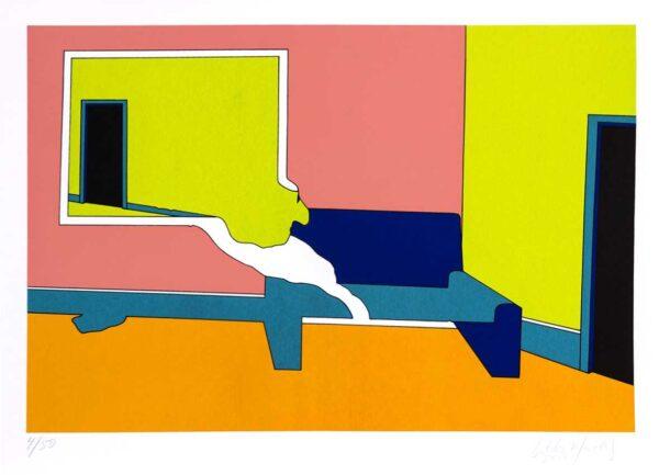 149 - Cildo Meireles - 50x70cm - Serigrafia - ano 2009 - tiragem 50 (5)