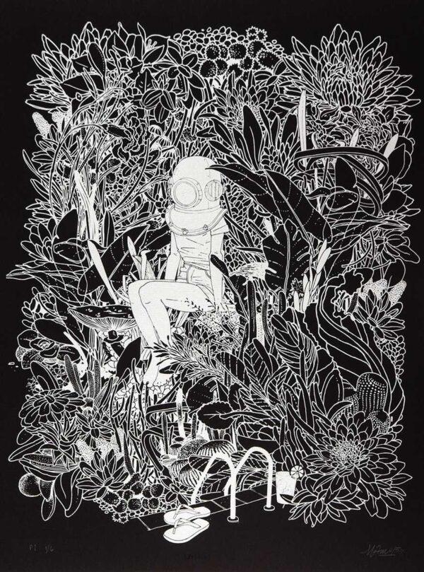284 - Mateu Velasco - 48x66cm - Serigrafia - Ano 2015 - Tiragem 20 (4)