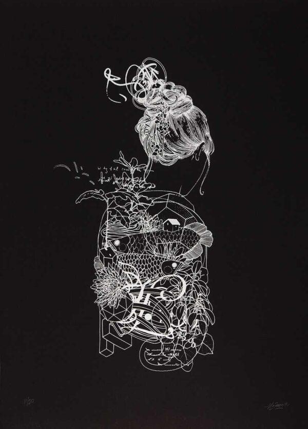 286 - Mateu Velasco - 48x66cm - Serigrafia - Ano 2015 - Tiragem 20 (1)