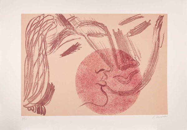 368 - RUBENS GERCHMAN - 100x70cm -Serigrafia - Tiragem 50 - (3)