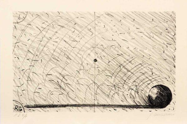370 - RUBENS GERCHMAN - 50x35cm - Litografia - 009 (1)