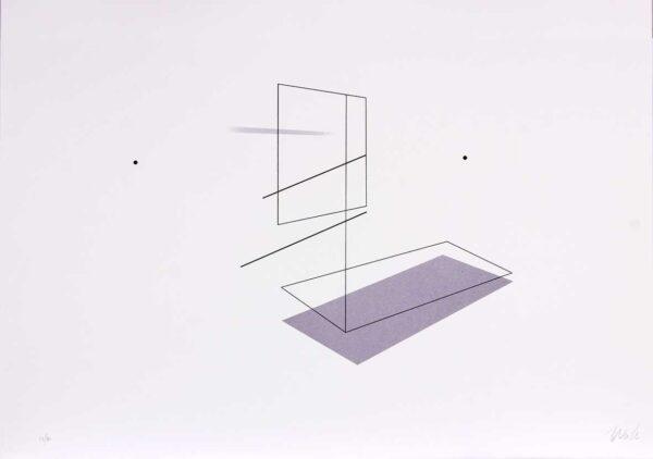 423 - Waltecio Caldas - 50x70cm - Serigrafia - Tiragem 60 (3)