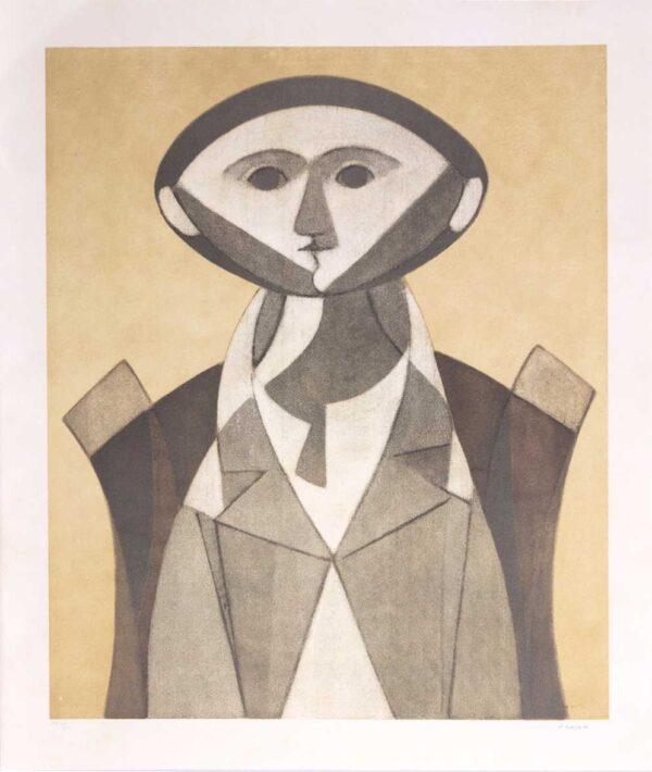 434 - Milton da Costa - 53x45cm - Serigrafia - tiragem 100 (1)
