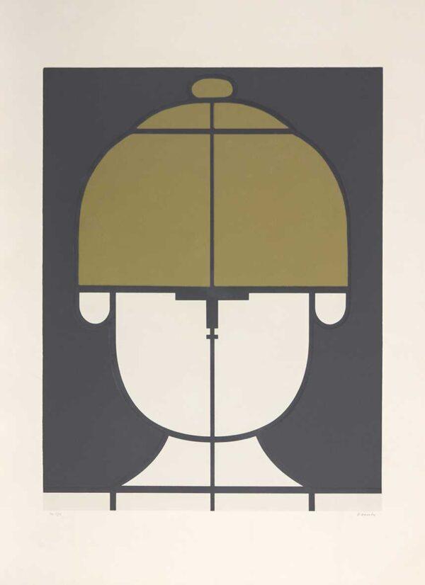 437 - Milton da Costa - 48x66cm - Serigrafia - tiragem 100 (3)