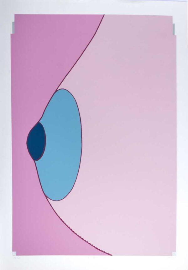 513 - Caulos - 50x70cm - Serigrafia (2)