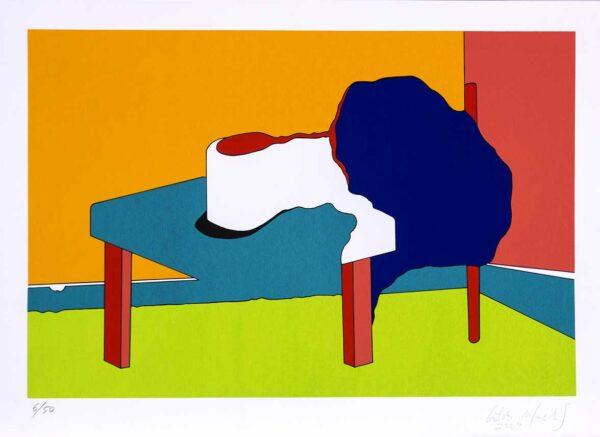 557 - Cildo Meireles - 50x70cm - Serigrafia - ano 2009 - tiragem 50 (3)