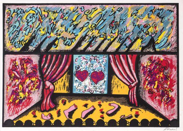 013 - Antonio Manuel 1 serigrafia tiragem de 30 exemplares 50x70cm