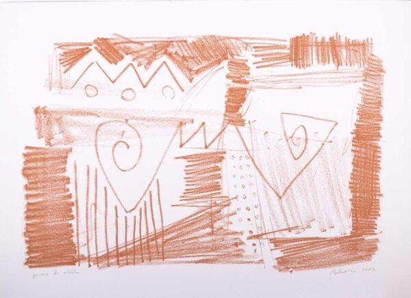026 - Bruno Pedrosa - 50x70cm - Litografia
