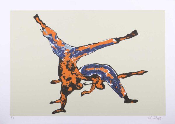 151 - Ed Ribeiro - 50x70cm - Fine art - (1)