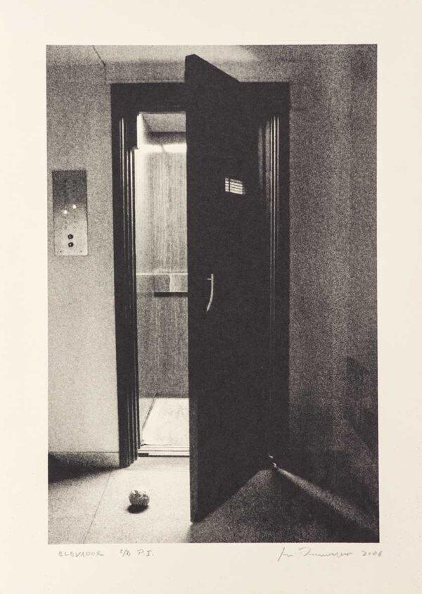 224 - José Damasceno -litografia ano 2006 24x33cm tiragem de 30 exemplares .jpg.jpg