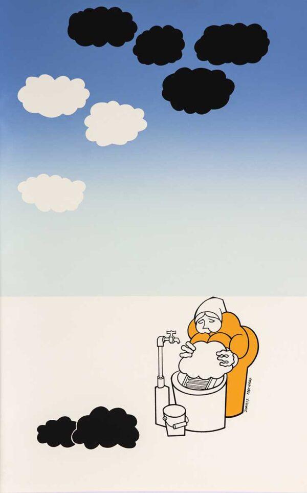 226 - Juarez Machado - 35x55cm - Serigrafia - Tiragem 100