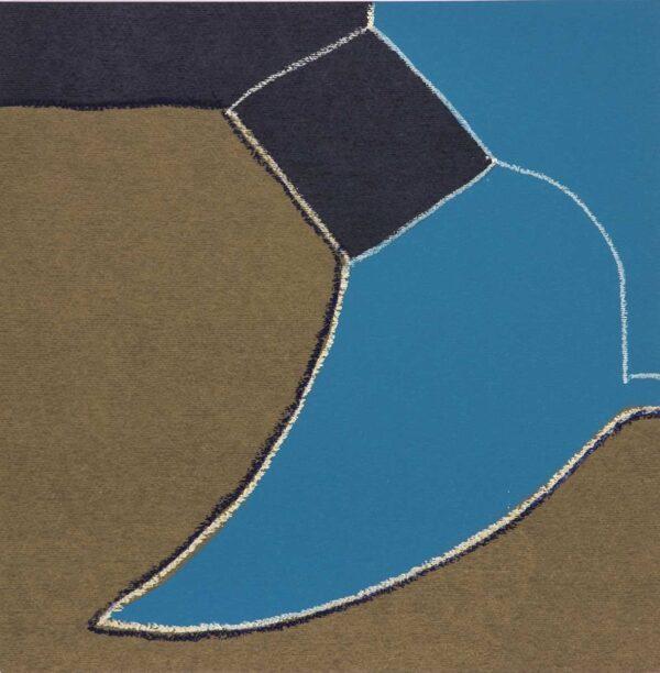 256 - Manfredo Souza Neto - 25x25cm - Serigrafia - Ano 2009 (2)