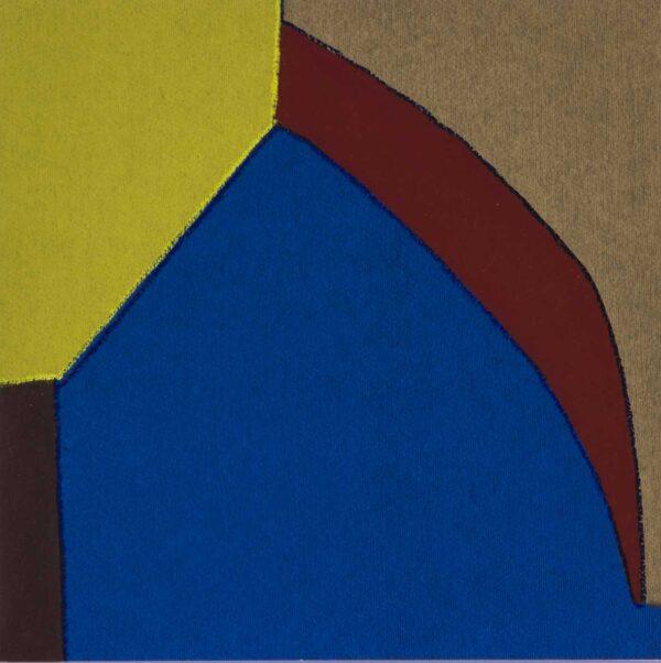 257 - Manfredo Souza Neto - 25x25cm - Serigrafia - Ano 2009 (1)