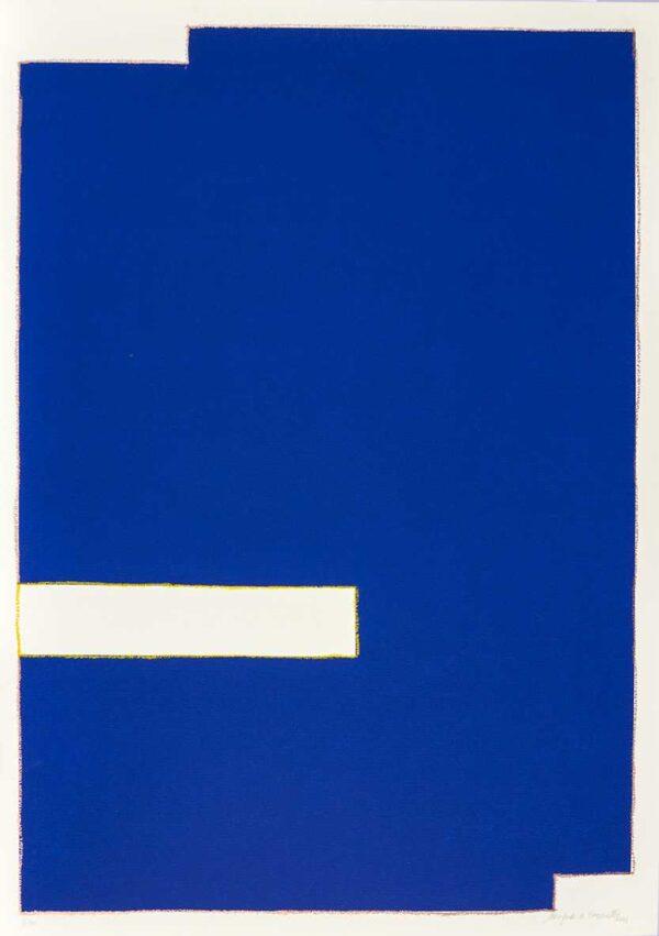 259 - Manfredo Souza Neto - 50x70cm - Serigrafia - Ano 2014 - Tiragem 30 (2)