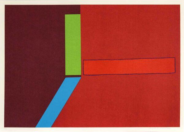 260 - Manfredo Souza Neto - 50x70cm - Serigrafia - Ano 2014 - Tiragem 30 (1)