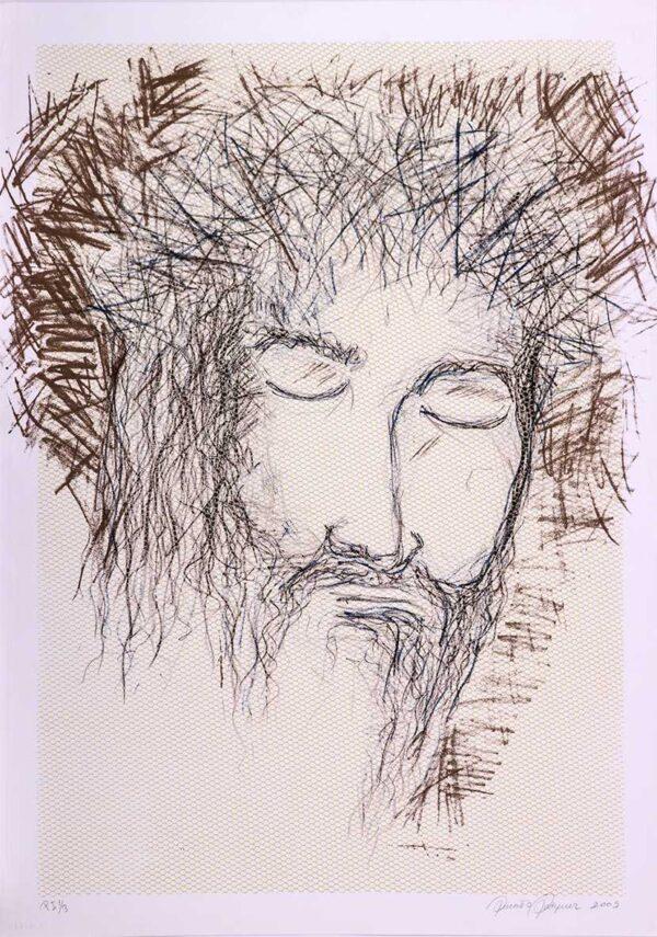 310 - Renato Rodyner - 50x70cm - Litografia e Serigrafia - Ano 2009 (1)
