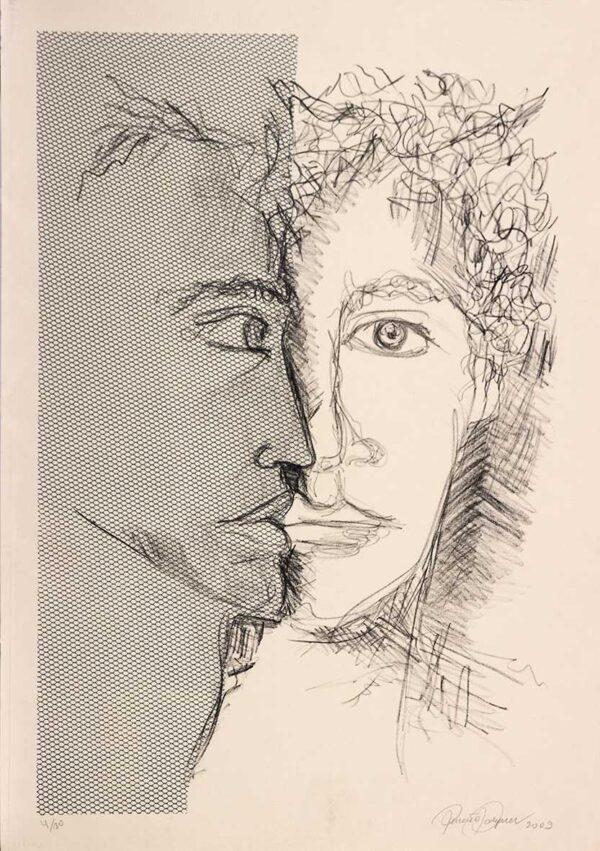 311 - Renato Rodyner - 50x70cm - Litografia e Serigrafia - Ano 2009 (4)