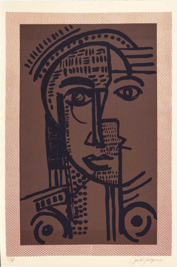 312 - Renato Rodyner - 50x70cm - Litografia e Serigrafia - Ano 2009 (3)