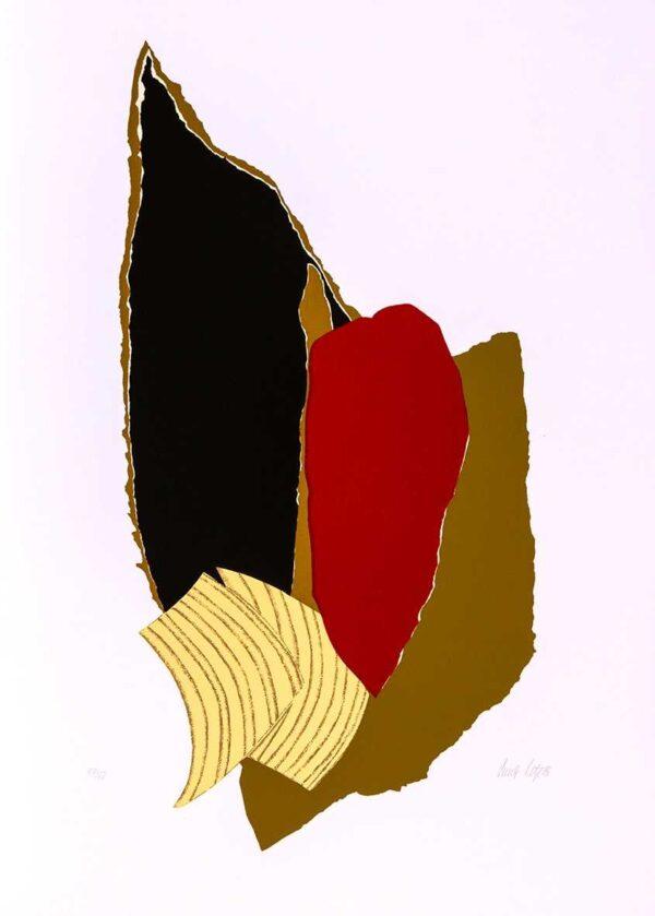 320 - Anna Letycia 50x70cm - serigrafia - ano tiragem 70 (2)