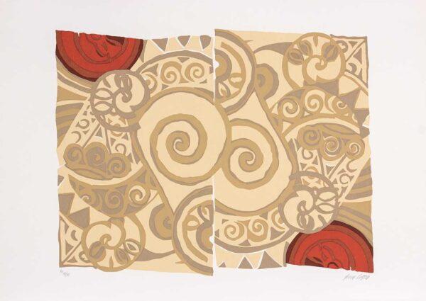 321 - Anna Letycia 50x70cm - serigrafia - ano tiragem 70 (3)
