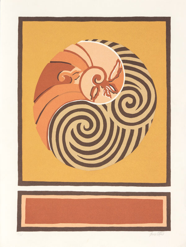 326 - Anna Letycia 50x70cm - serigrafia - ano tiragem 70 (4)