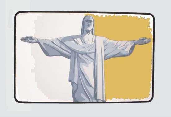 447 - Glauco Rodrigues - 44x64cm - Serigrafia - Tiragem 120 (5)