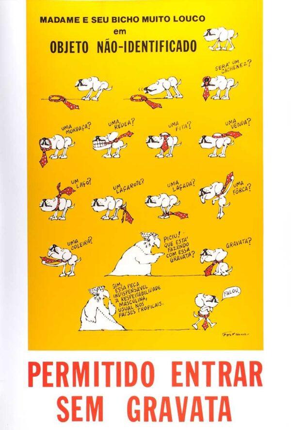521 - Fortuna - Serigrafia - 50x70cm - Assinatura Impressa