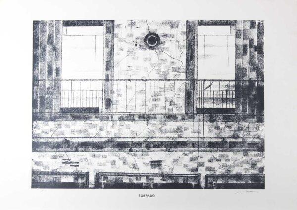 534 - José Paulo da Fonseca - 50x70cm - Serigrafia (4)