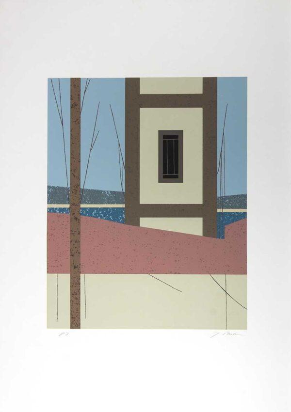 535 - José Paulo da Fonseca - 50x70cm - Serigrafia (3)