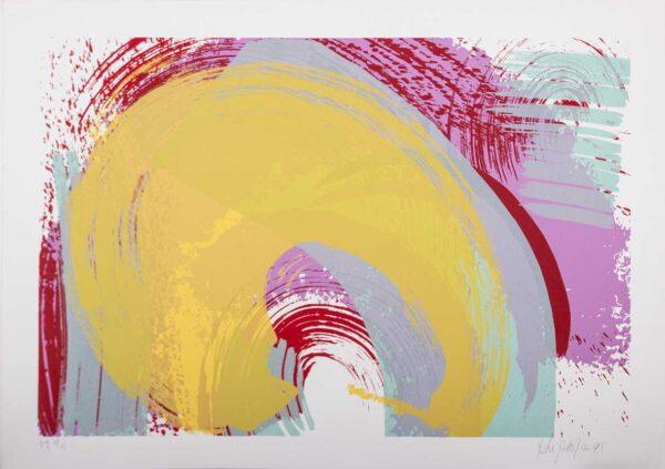 559 - Claudio Kupermen - 50x70cm - Serigrafia (2)
